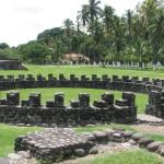 Zempoala Mexico Circle Site