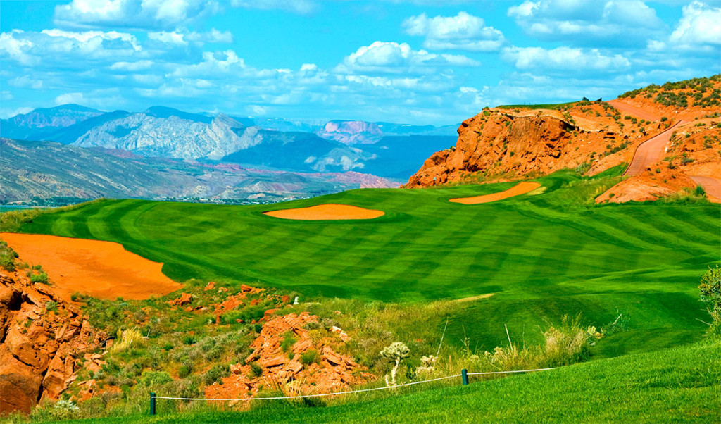 Golf St. George Utah