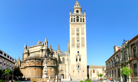 La Giralda Seville Spain