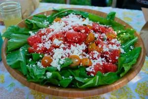 Geraldson Farm Salad