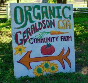 Geraldson Organic Farm