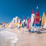 Hobie Beach, Port Elizabeth, South Africa