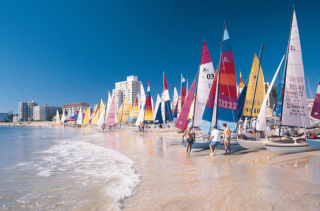 Hobie Beach, Port Elizabeth, South Africa