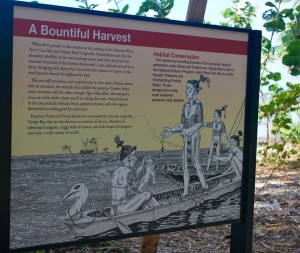 Indian Settlement Emerson Point