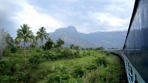 Bangalore Kanyakumari Railway