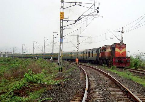 Guntakkal Guntur Railway India