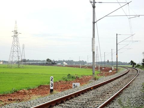 Kanyakumari Railway India