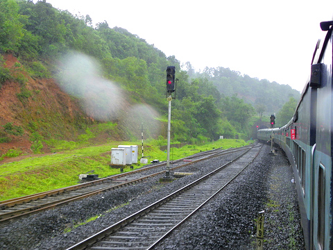 Konkan Railway Souothern India