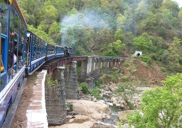 Nilgiri Mountain Railway India