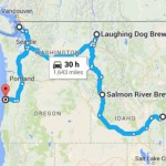 Northwest Scenic Brew Trail