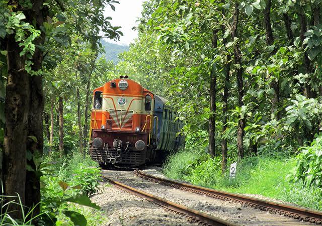 Shornur - Nilambur Railway India