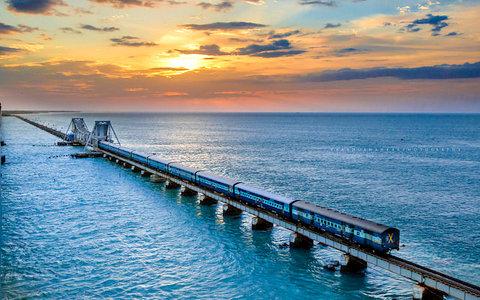 Tamil Nadu Rameshwara Railway