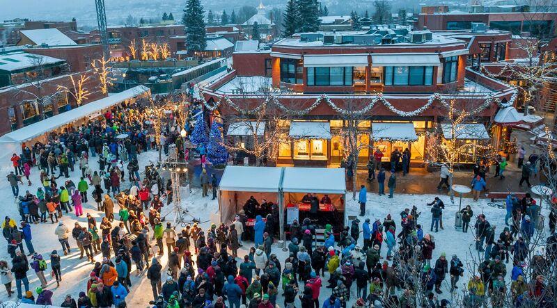 Aspen Colorado Winter Skol