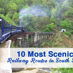 10 Legendary Scenic Railways in Southern India