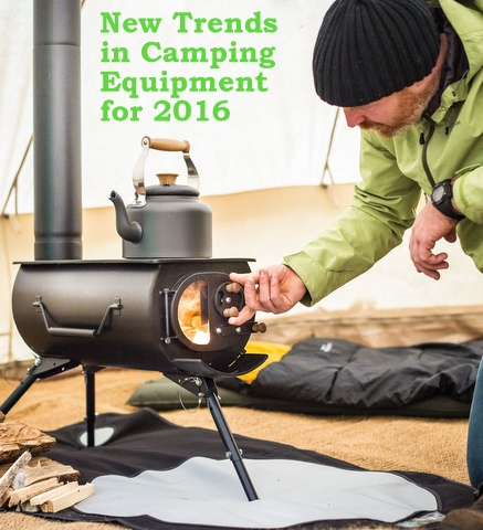 New Trends in Camping 2016