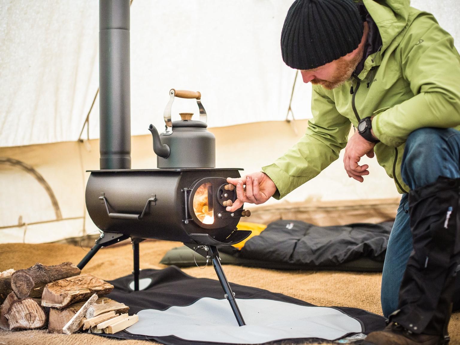 Anevay Portable Camping Stove