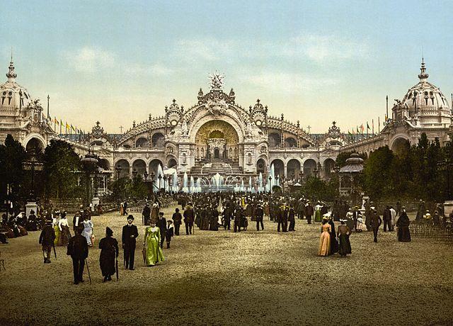 Belle Epoque Architecture France
