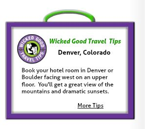Denver Travel TIps