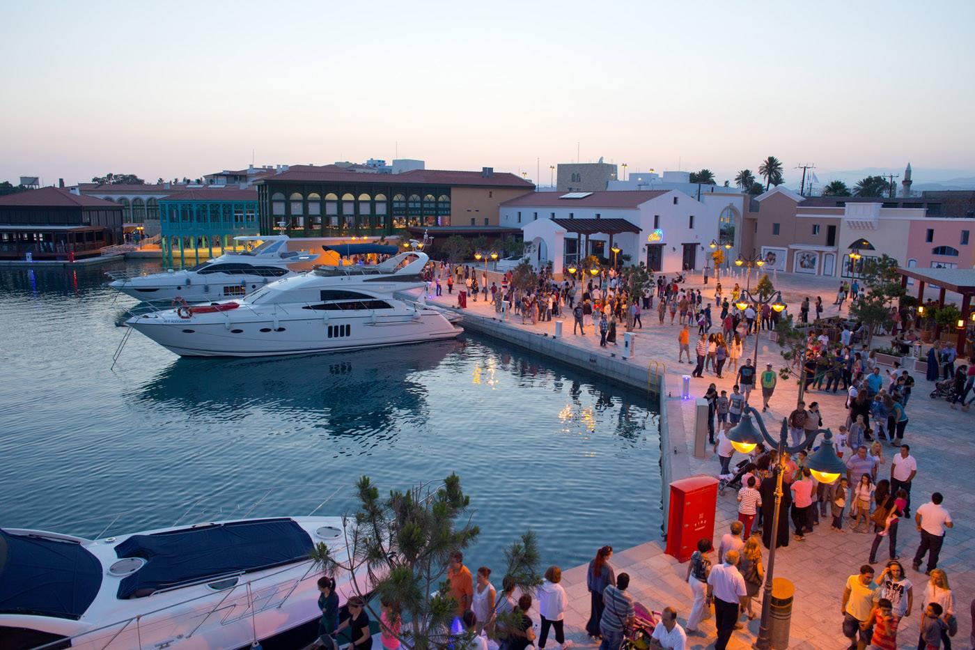 Limassol Marina Cypress