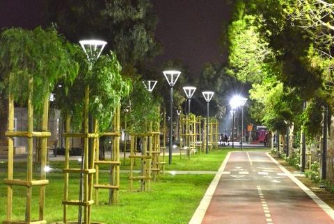 Limassol Bicycle Lane