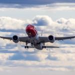 Norwegian Airline Dreamliner
