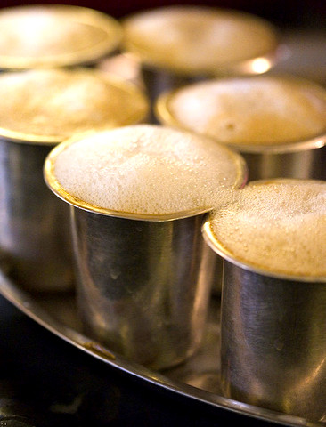 India Coffee Cups