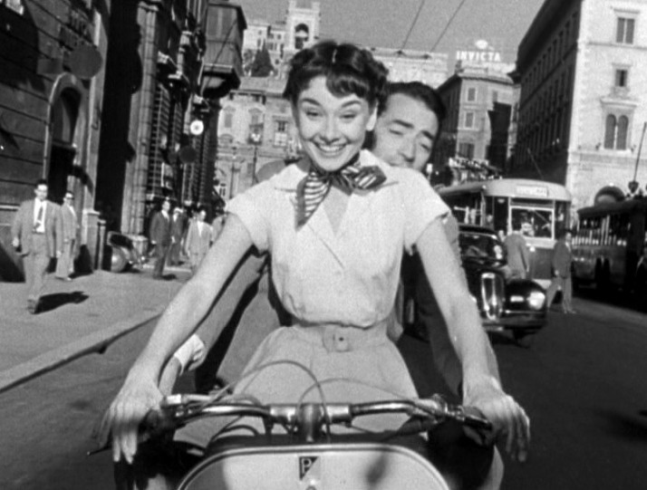 Roman Holiday Film Picture