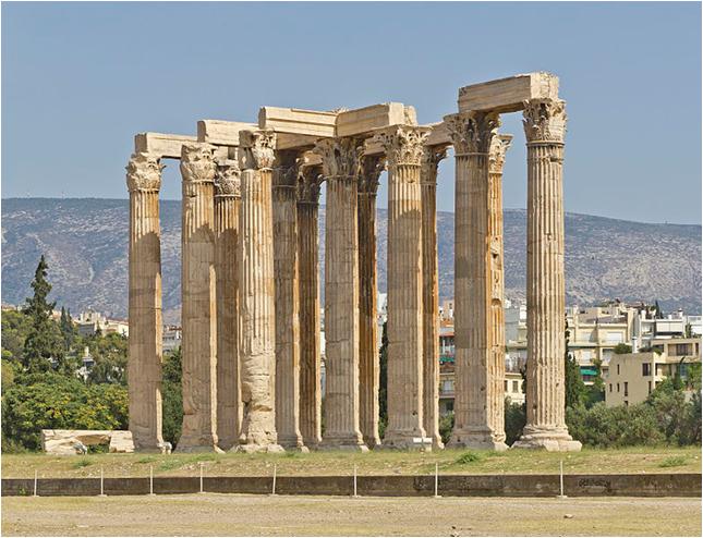 Olympieion Greece