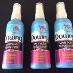 Downy Wrinkle Releaser – Say Goodbye to Travel Wrinkles Forever