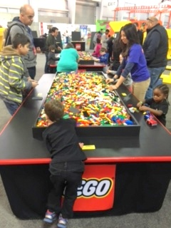Lego Exhibit Play Fair NY