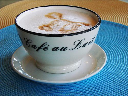 Cafe au Lait France