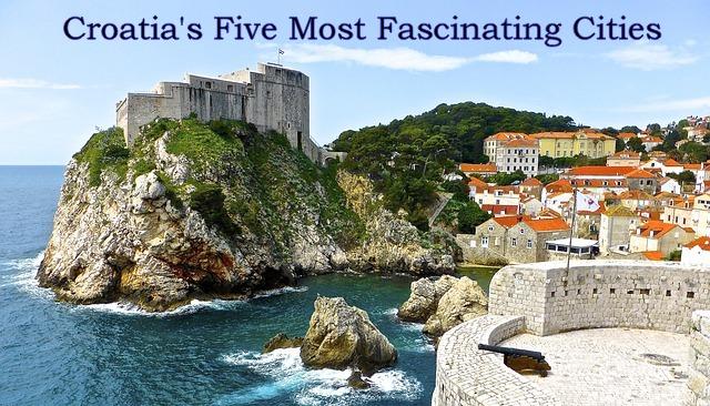 Croatia's Top Five Cities