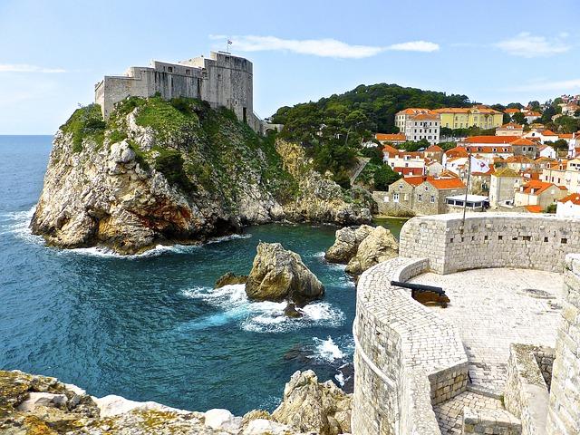 Croatia Port City