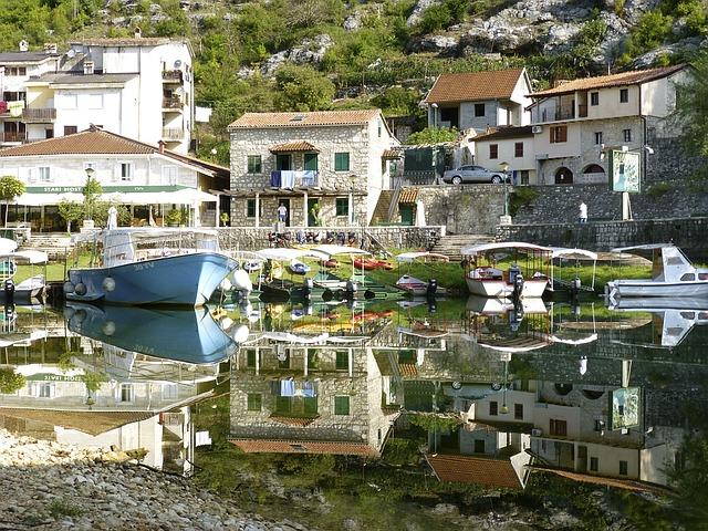 Rijeka Montenegro Croatia