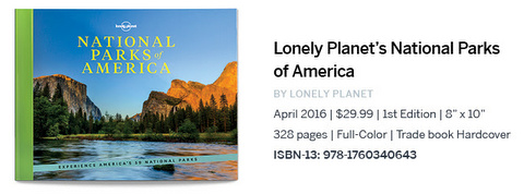 Lonely Planet's National Parks of America