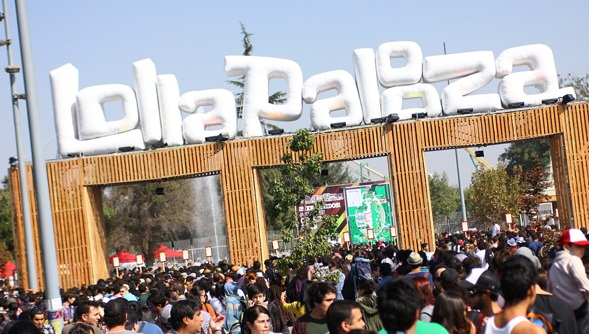 Lollapalooza Music Festivals