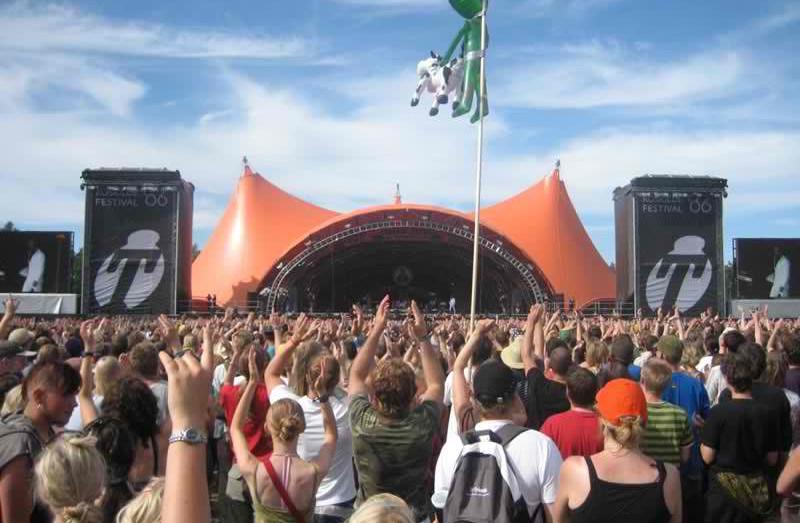 Roskilde Festival Denmark