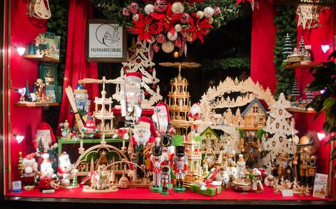 Rothenburg Christmas Toys