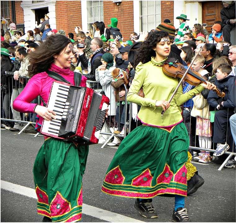 St. Patricks Day Dublin