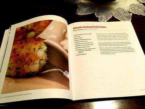 NE Seafood Markets Cookbook