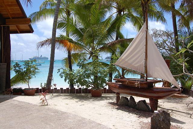 New Caledonia Beach Hotel