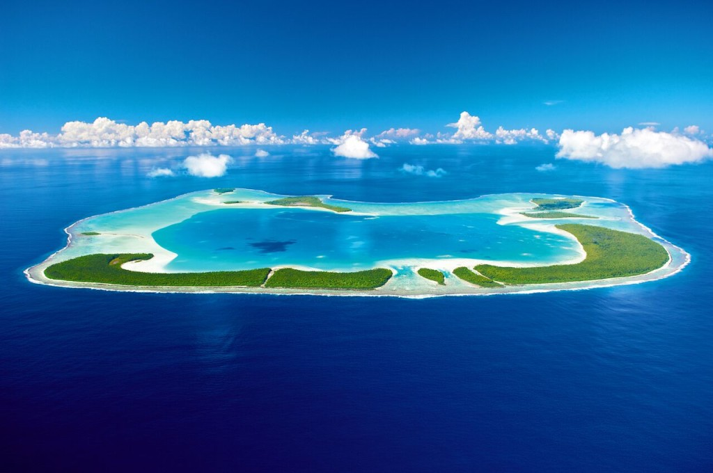 Tetiaroa Island, The Brando, Tahiti