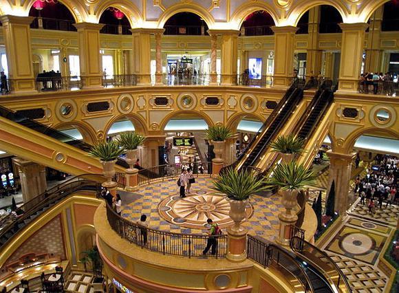 Venetian Macao Resort Hotel and Casino