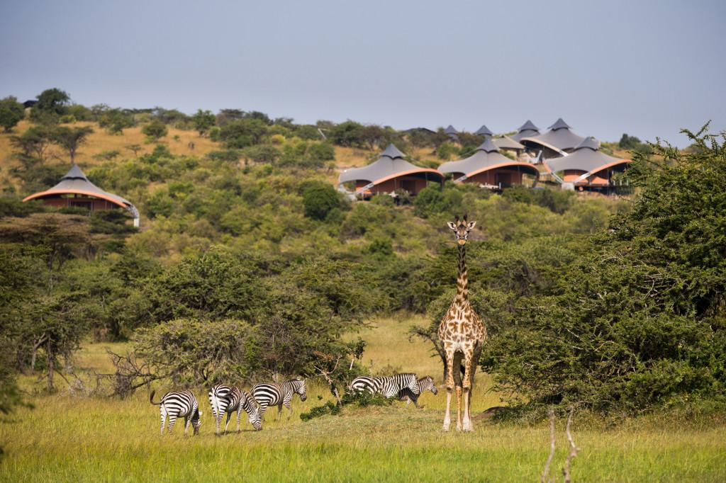 Mahali Mzuri Safari Camp Kenya