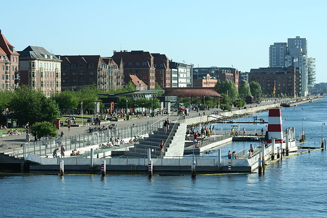 Copenhagen Harbour Baths