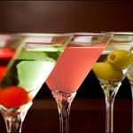 Summer Martinis