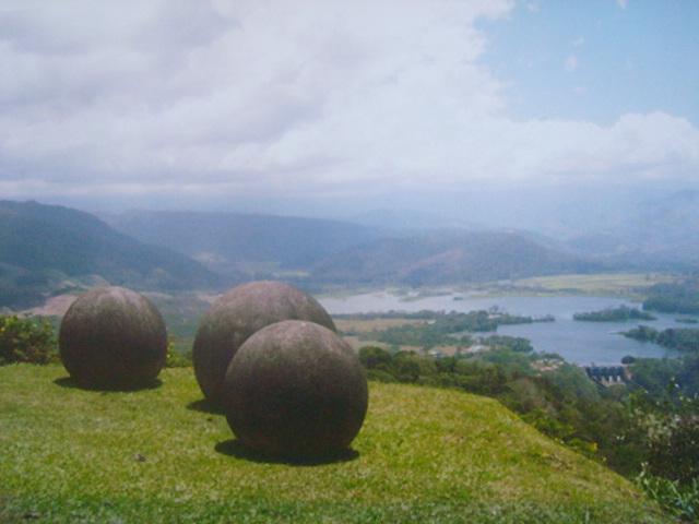 Stone Spheres Costa Rica