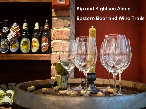 Eastern Beer and Wine Trails