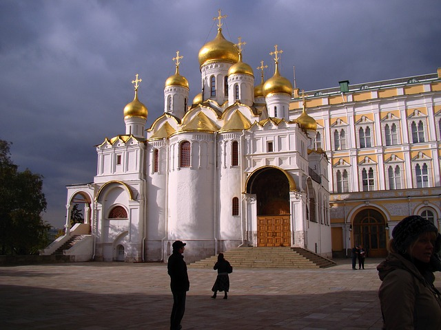 Cathedral of Annunciation Russia