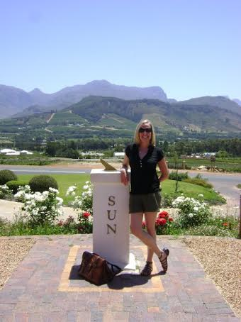 Alexa Gerrard in South Africa